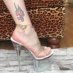 3 inch platform heels